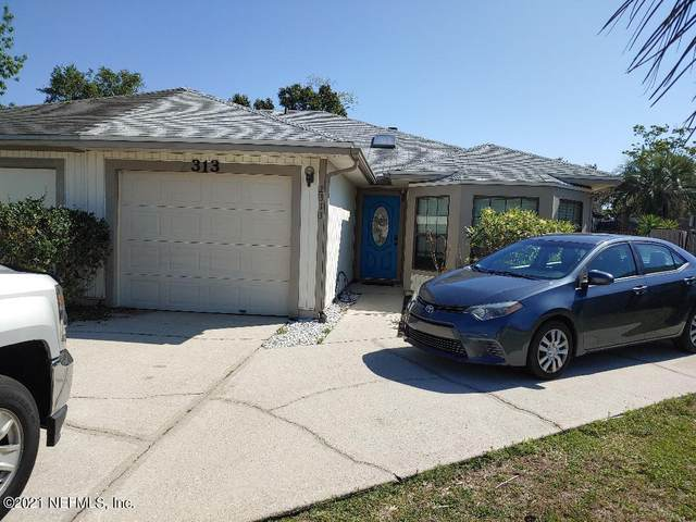 2313 Ironstone Dr, Jacksonville, FL 32246 (MLS #1109849) :: The Hanley Home Team