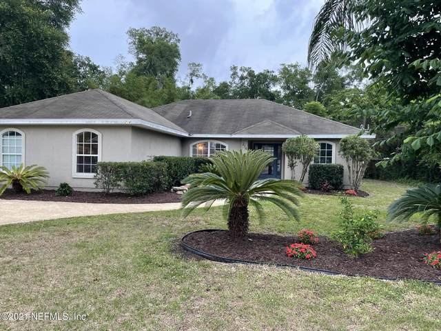 214 Argus Rd, St Augustine, FL 32086 (MLS #1109888) :: Olde Florida Realty Group