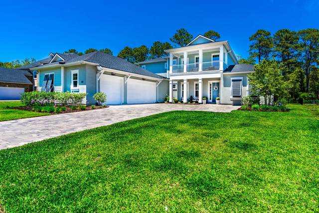 688 Port Charlotte Dr, Ponte Vedra, FL 32081 (MLS #1109899) :: Olde Florida Realty Group