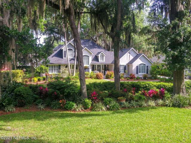 96257 Oyster Bay Dr, Fernandina Beach, FL 32034 (MLS #1109910) :: Olde Florida Realty Group
