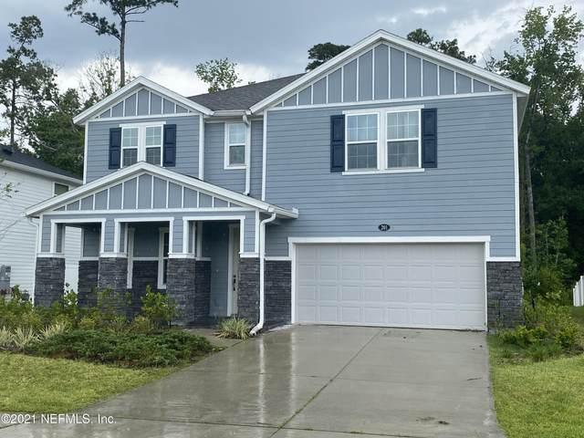 201 Rittburn Ln, St Johns, FL 32259 (MLS #1109917) :: The Hanley Home Team