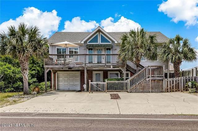2493 S Fletcher Ave, Fernandina Beach, FL 32034 (MLS #1109918) :: Olde Florida Realty Group