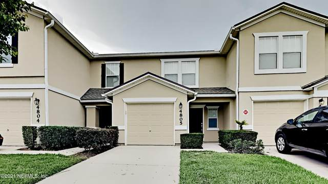 1500 Calming Water Dr #4805, Orange Park, FL 32003 (MLS #1109919) :: Berkshire Hathaway HomeServices Chaplin Williams Realty