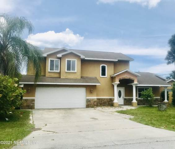 16 Covington Ln, Palm Coast, FL 32137 (MLS #1109950) :: Olde Florida Realty Group