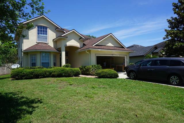 392 Johns Creek Pkwy, St Augustine, FL 32092 (MLS #1110024) :: The Hanley Home Team