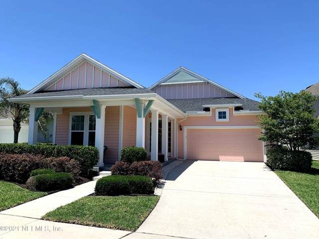 120 Treasure Harbor Dr, Ponte Vedra, FL 32081 (MLS #1110029) :: Noah Bailey Group