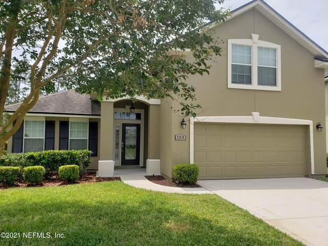 153 Longwood St, St Johns, FL 32259 (MLS #1110054) :: The Randy Martin Team | Watson Realty Corp
