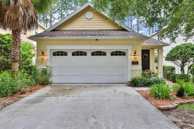 654 Briar View Dr, Orange Park, FL 32065 (MLS #1110058) :: The Hanley Home Team