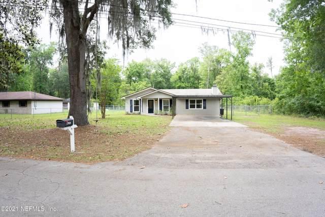 2169 Hill Rd, Middleburg, FL 32068 (MLS #1110066) :: EXIT Inspired Real Estate