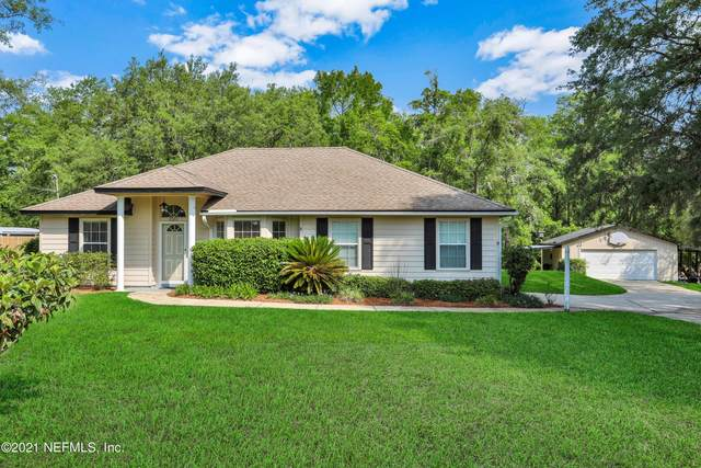 2720 E Fennel Ct, Middleburg, FL 32068 (MLS #1110068) :: EXIT Inspired Real Estate