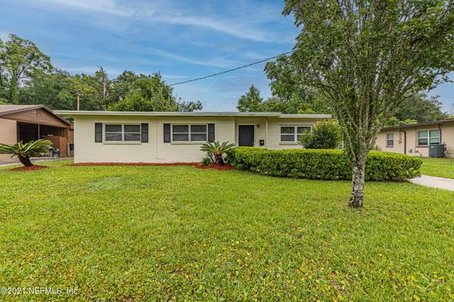 2447 Dolphin Ave, Jacksonville, FL 32218 (MLS #1110115) :: EXIT Real Estate Gallery