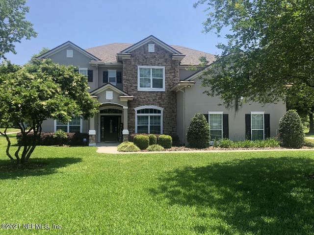 121 Honey Branch Ln, St Augustine, FL 32092 (MLS #1110155) :: The Impact Group with Momentum Realty