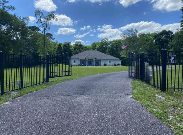 1386 Long Bay Rd, Middleburg, FL 32068 (MLS #1110169) :: EXIT Real Estate Gallery