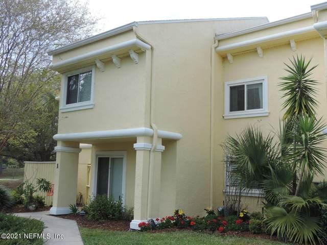 1 Cove Rd, Ponte Vedra Beach, FL 32082 (MLS #1110198) :: 97Park