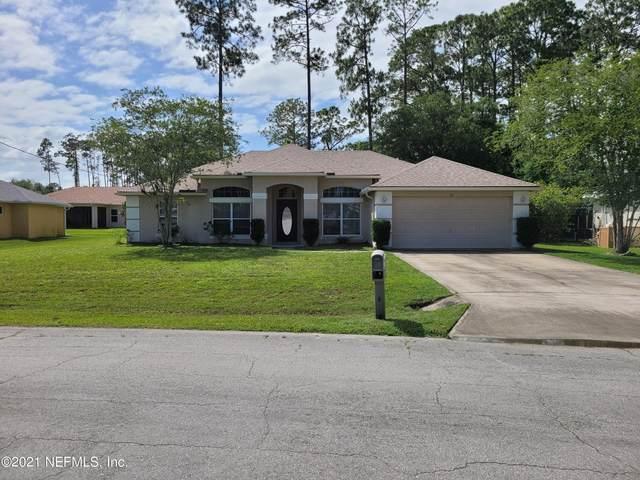 26 Edgely Ln, Palm Coast, FL 32164 (MLS #1110223) :: Noah Bailey Group
