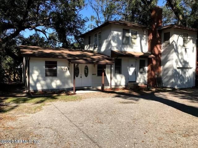 1649 Emerson St, Jacksonville, FL 32207 (MLS #1110241) :: The Hanley Home Team