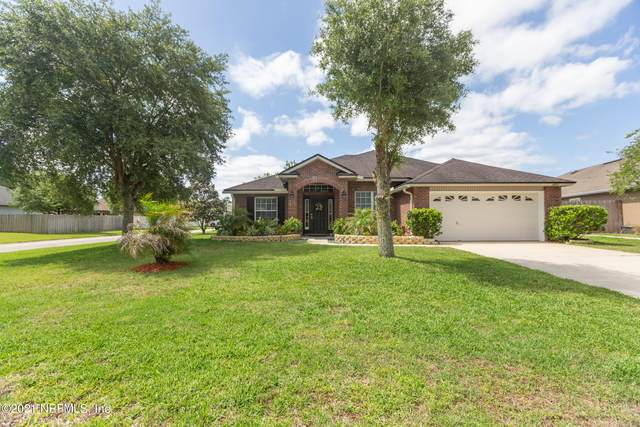 1571 W Windy Willow Dr, St Augustine, FL 32092 (MLS #1110248) :: The Hanley Home Team