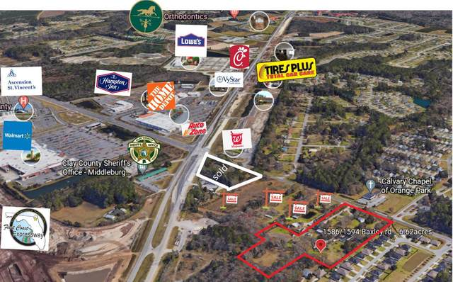 1594 Baxley Rd, Middleburg, FL 32068 (MLS #1110254) :: EXIT Inspired Real Estate