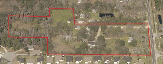 1586 Baxley Rd, Middleburg, FL 32068 (MLS #1110279) :: EXIT Inspired Real Estate