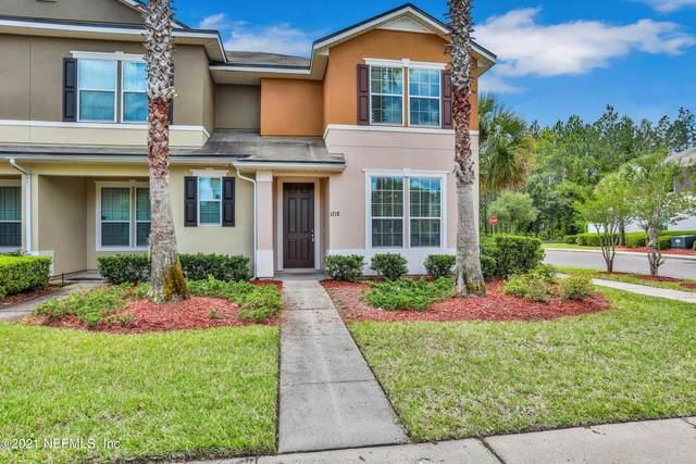 625 Oakleaf Plantation Pkwy #1218, Orange Park, FL 32065 (MLS #1110304) :: The Hanley Home Team