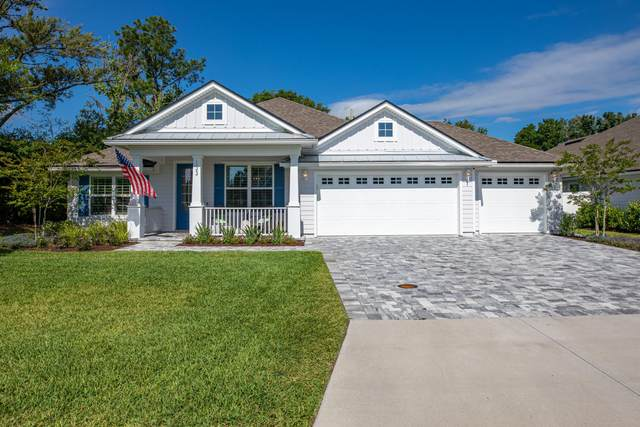 133 Sailfish Dr, Ponte Vedra Beach, FL 32082 (MLS #1110317) :: EXIT Inspired Real Estate