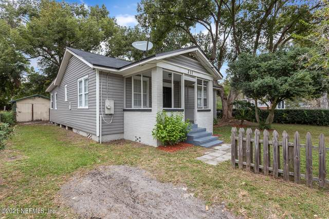 211 E 46TH St, Jacksonville, FL 32208 (MLS #1110328) :: EXIT Inspired Real Estate