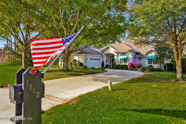 1712 Muirfield Dr, GREEN COVE SPRINGS, FL 32043 (MLS #1110347) :: EXIT Inspired Real Estate