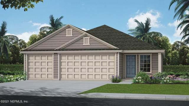 46 Pyrite Pl, St Augustine, FL 32086 (MLS #1110382) :: EXIT 1 Stop Realty