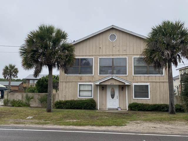 2519 S Fletcher Ave, Fernandina Beach, FL 32034 (MLS #1110427) :: EXIT 1 Stop Realty