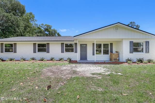 37595 Old Pineridge Rd, Hilliard, FL 32046 (MLS #1110474) :: EXIT 1 Stop Realty