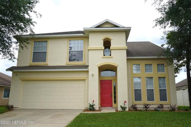 3314 Horseshoe Trail Dr, Orange Park, FL 32065 (MLS #1110475) :: The Hanley Home Team