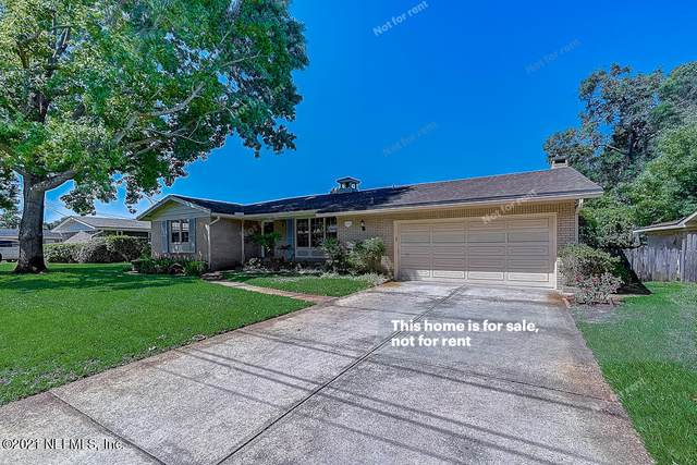 1214 Carlotta Rd W, Jacksonville, FL 32211 (MLS #1110491) :: Noah Bailey Group