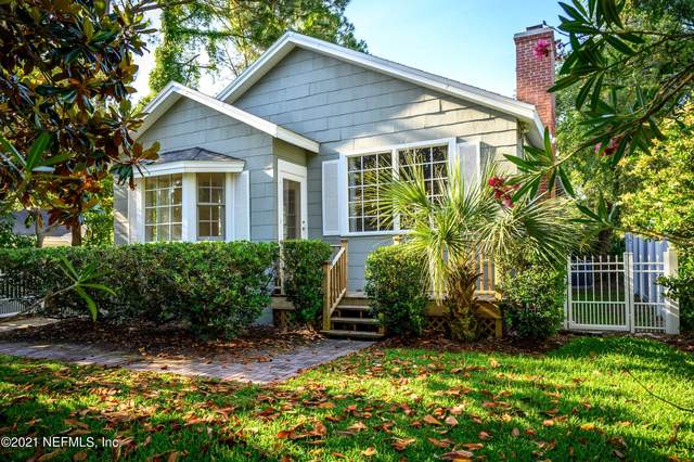 36 Franklin Ave, Ponte Vedra Beach, FL 32082 (MLS #1110539) :: The Newcomer Group