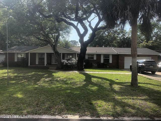 8 Mickler Blvd, St Augustine, FL 32080 (MLS #1110565) :: The Hanley Home Team