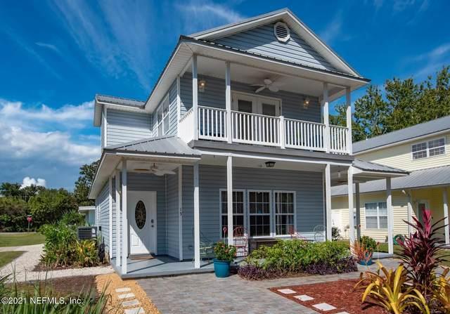 15 Prado Ave, St Augustine, FL 32084 (MLS #1110584) :: The Huffaker Group