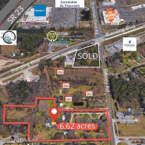 1594 Baxley Rd, Middleburg, FL 32068 (MLS #1110629) :: CrossView Realty
