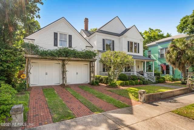 221 N 4TH St, Fernandina Beach, FL 32034 (MLS #1110683) :: Berkshire Hathaway HomeServices Chaplin Williams Realty