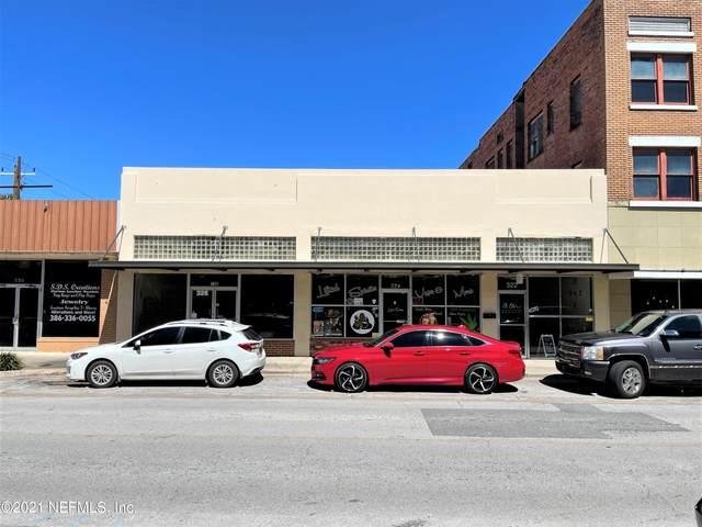 322 St Johns Ave, Palatka, FL 32177 (MLS #1110690) :: The Volen Group, Keller Williams Luxury International