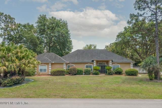 1205 Creek Bend Rd, Jacksonville, FL 32259 (MLS #1110744) :: The Hanley Home Team