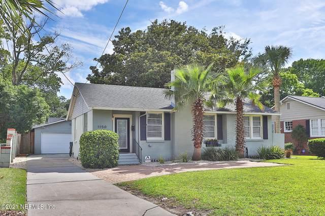 1150 Monterey St, Jacksonville, FL 32207 (MLS #1110769) :: The Randy Martin Team | Watson Realty Corp