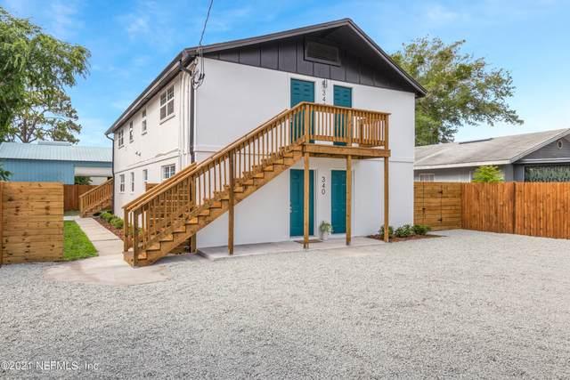 340 Dudley St, Atlantic Beach, FL 32233 (MLS #1110783) :: Berkshire Hathaway HomeServices Chaplin Williams Realty