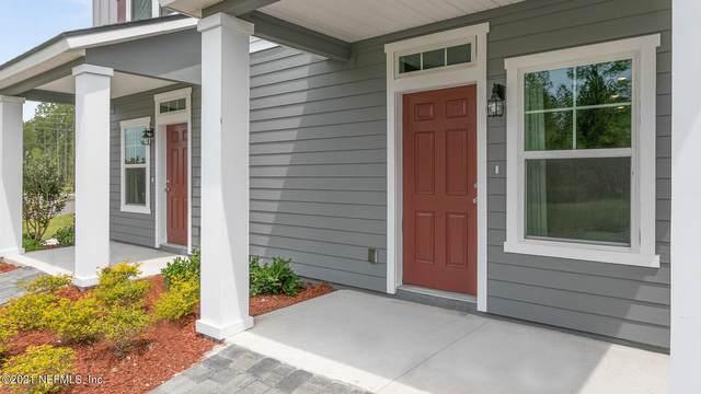 75520 Harvester St, Yulee, FL 32097 (MLS #1110825) :: Berkshire Hathaway HomeServices Chaplin Williams Realty