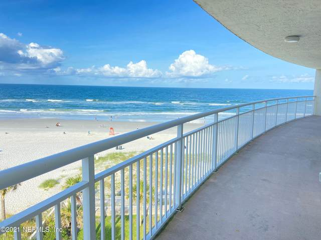 1601 Ocean Dr S #502, Jacksonville Beach, FL 32250 (MLS #1110830) :: Noah Bailey Group