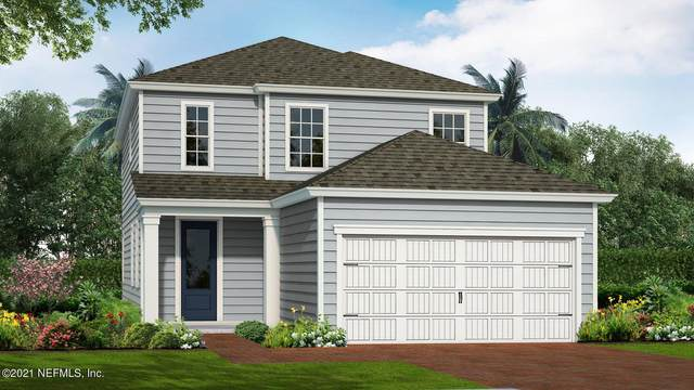 121 Thistleton Way, St Augustine, FL 32092 (MLS #1110841) :: Berkshire Hathaway HomeServices Chaplin Williams Realty