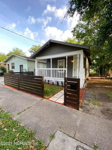 1421 Grothe St, Jacksonville, FL 32209 (MLS #1110989) :: Noah Bailey Group