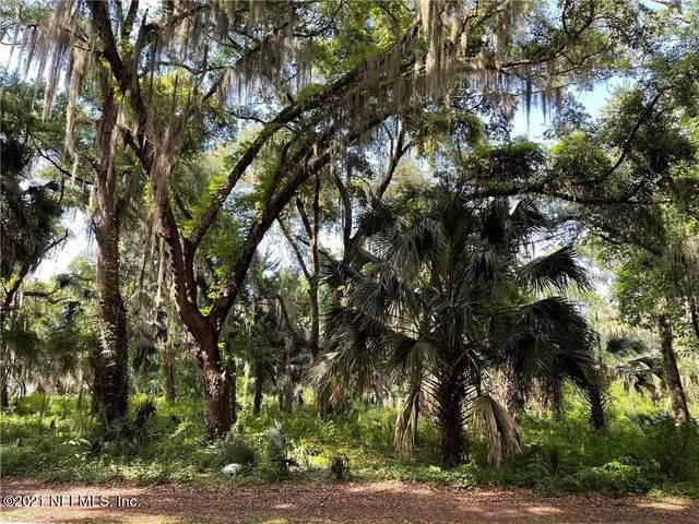 LOT 17 Little Piney Island Dr, Fernandina Beach, FL 32034 (MLS #1111020) :: CrossView Realty