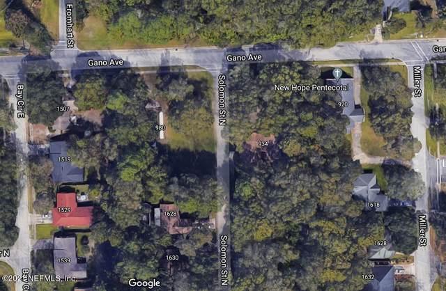 980 Gano Ave, Orange Park, FL 32073 (MLS #1111021) :: Engel & Völkers Jacksonville
