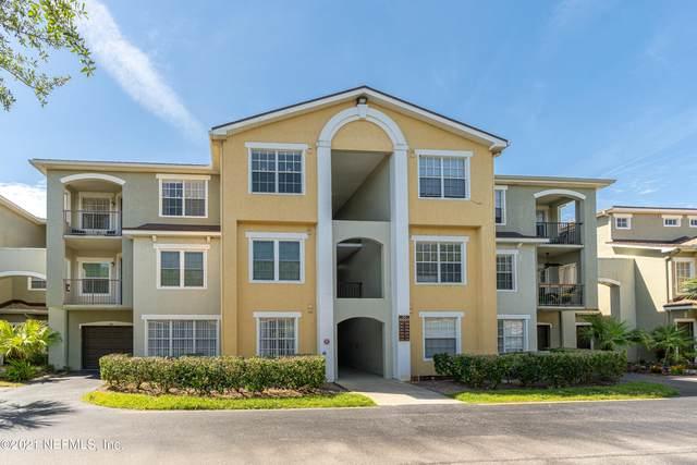 4000 Grande Vista Blvd 15-116, St Augustine, FL 32084 (MLS #1111044) :: Bridge City Real Estate Co.