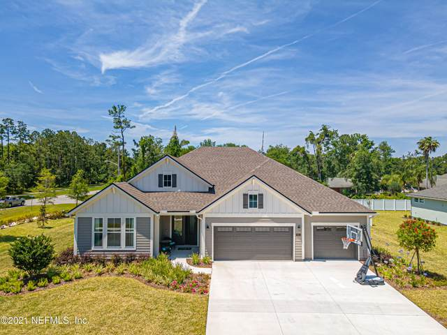 1611 Shady River Ct, Fleming Island, FL 32003 (MLS #1111050) :: The Huffaker Group