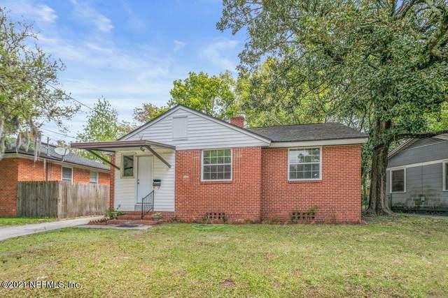 1039 Willis Dr, Jacksonville, FL 32205 (MLS #1111081) :: Berkshire Hathaway HomeServices Chaplin Williams Realty